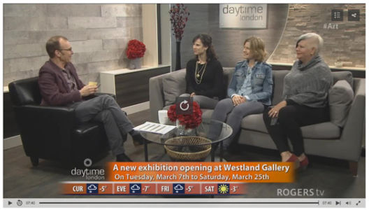 A new exhibition opening at Westland Gallery/daytime London